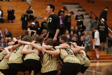 4-2 Boys Varsity Boys Volleyball vs Howell [Photo Gallery]