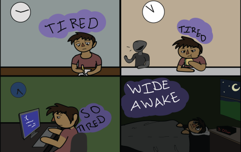Sleep Cycles [Comic]