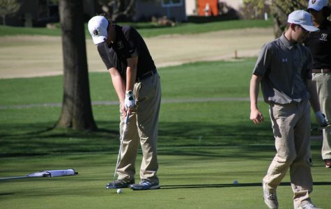 Knights Golf Wraps Up Season at Districts