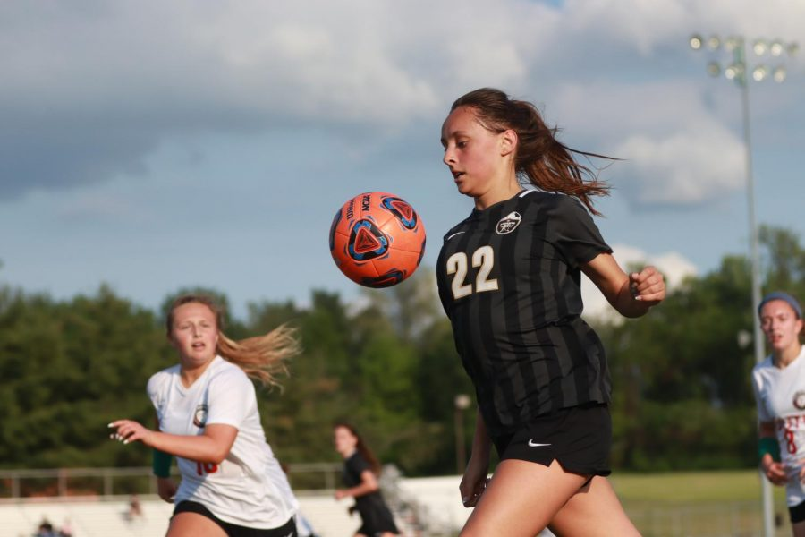 5-7 Varsity Girls Soccer V. FZS
