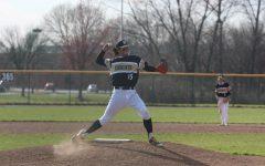 Sophomore Jackson Mitchell steps up for baseball team