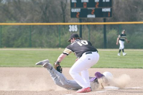 Varsity Baseball vs. Rockwood 5/3 [Live Broadcast]