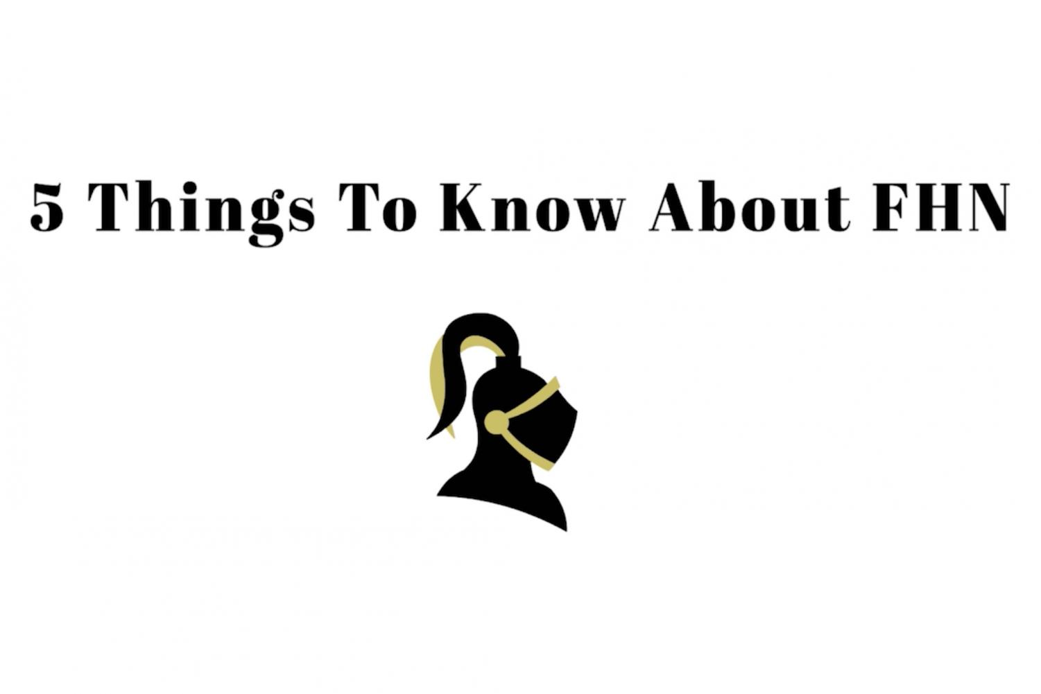 5 Things to Know About FHN