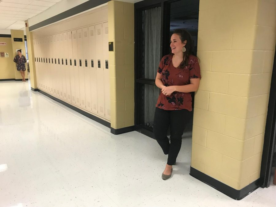 New French Teacher Jennifer Liberson is Excited for the Coming Year