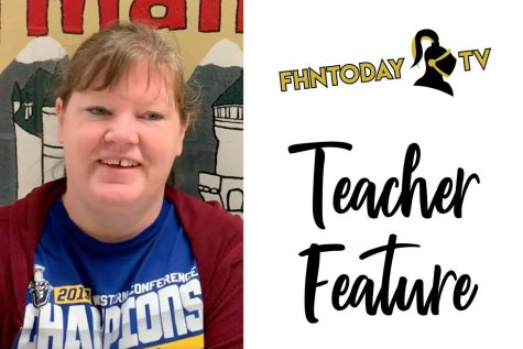 Teacher Feature | Anne McPartland
