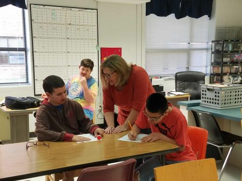 New Teacher Jennifer Barry Finds Her Place Teaching Special Education