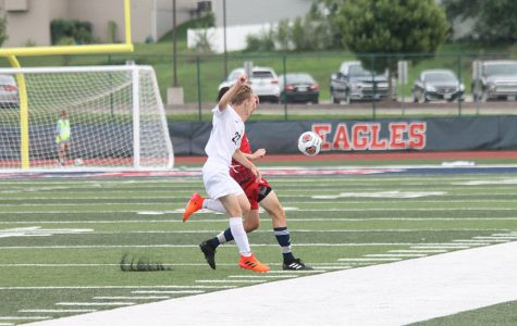 Jackson Houk Returns To Play Soccer This Fall