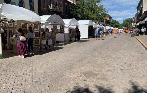Main Street Hosts 25th Annual MOSAICS Art Festival