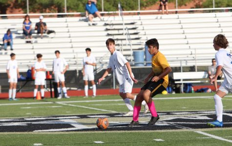 Boys Soccer Team Goes Up Against CBC On Oct. 10