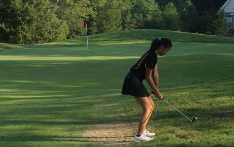 9-16 Girls Golf vs Liberty [Photo Gallery]