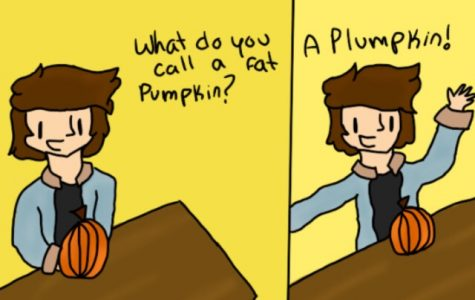 Fat Pumpkins [Comic]
