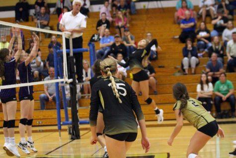 9-24 Varsity Girls Volleyball vs Troy [Photo Gallery]