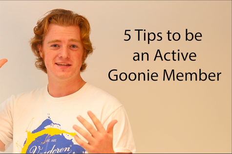 How to be an Active Goonie Member