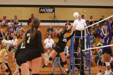 Varsity Girls Volleyball vs Troy 9/24 [Live Broadcast]