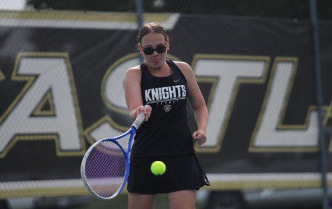 9-24 Girls Tennis vs Troy Buchanan [Photo Gallery]