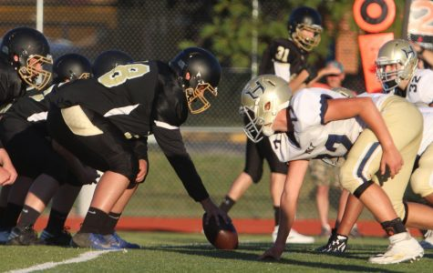 9-23 C-Team Football vs Holt [Photo Gallery]