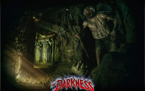 Haunted House Review: The Darkness