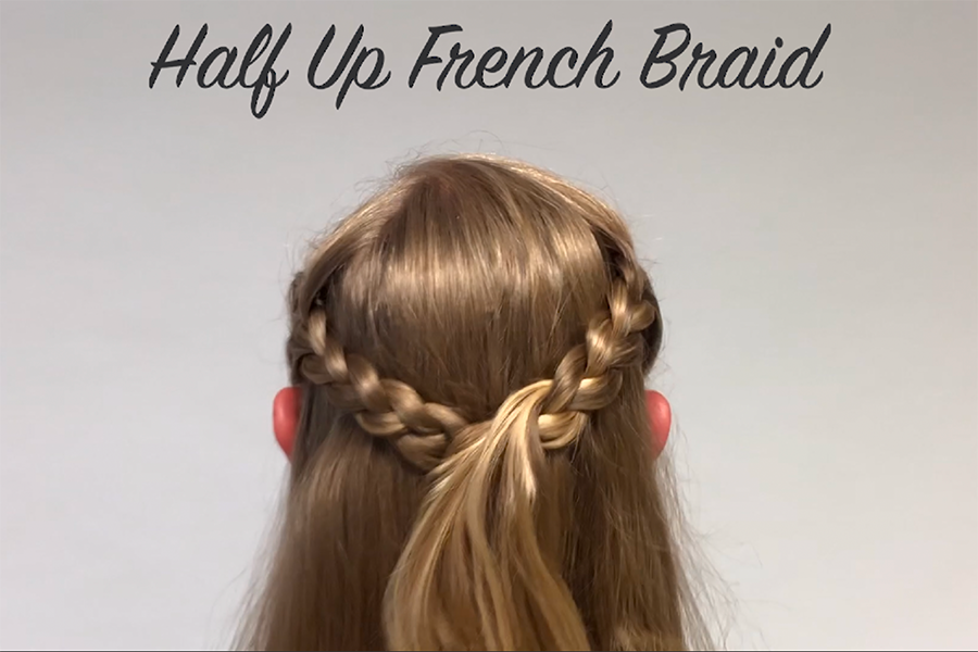 How to: Homecoming Hairstyles