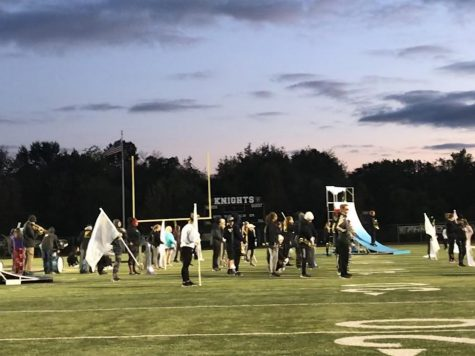 FHN Marching Band Prepares For Year Ahead