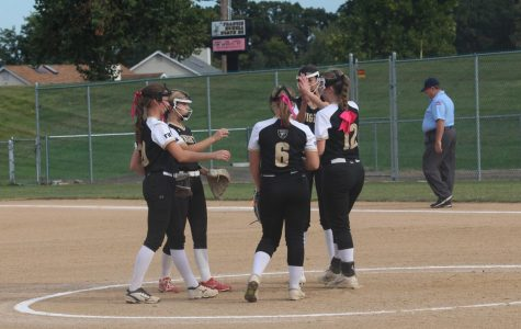 10-9 Varsity Softball vs FZS [Photo Gallery]