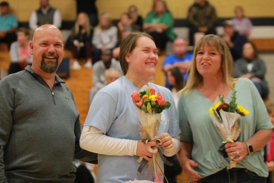 10-17 Volleyball Senior Night [Photo Gallery]