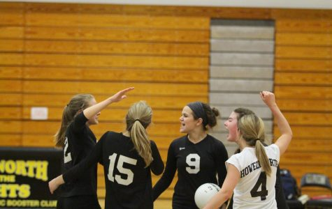 10-1 JV Girls Volleyball vs FHC [Photo Gallery]
