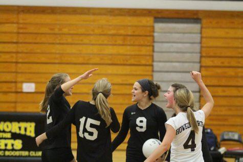 10-1 JV Girls Volleyball vs FHC [Photo Gallery]