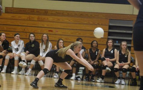 10-8 C-Team Volleyball vs. Holt [Photo Gallery]