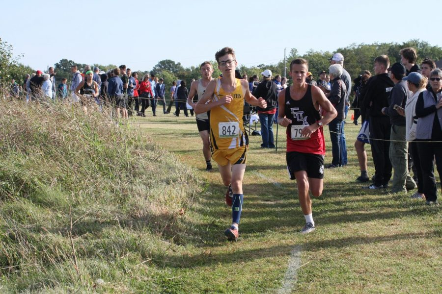 10-5 Cross Country vs Parkway West [Photo Gallery]