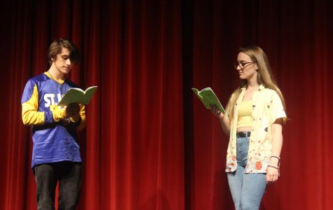 Drama Club Puts on Three Plays Instead of Two