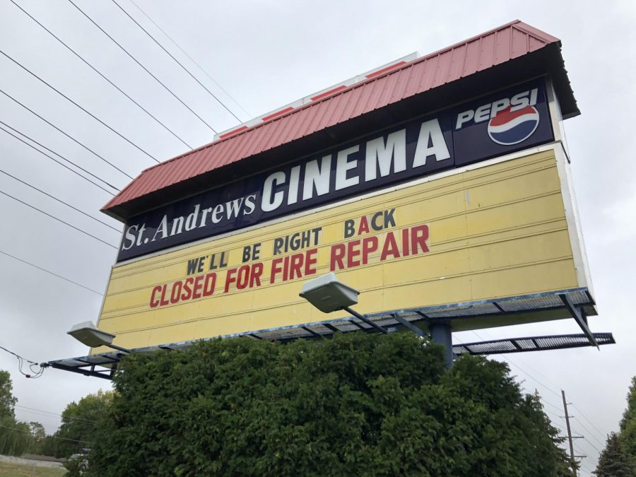 St.+Andrews+Cinema+catches+fire