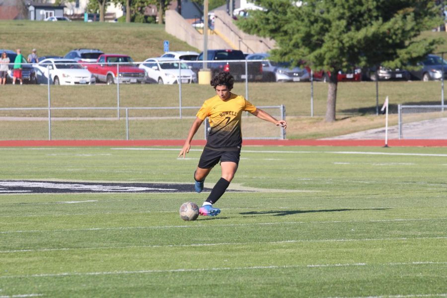 10-8 JV Boys Soccer vs Holt HS [Photo Gallery]