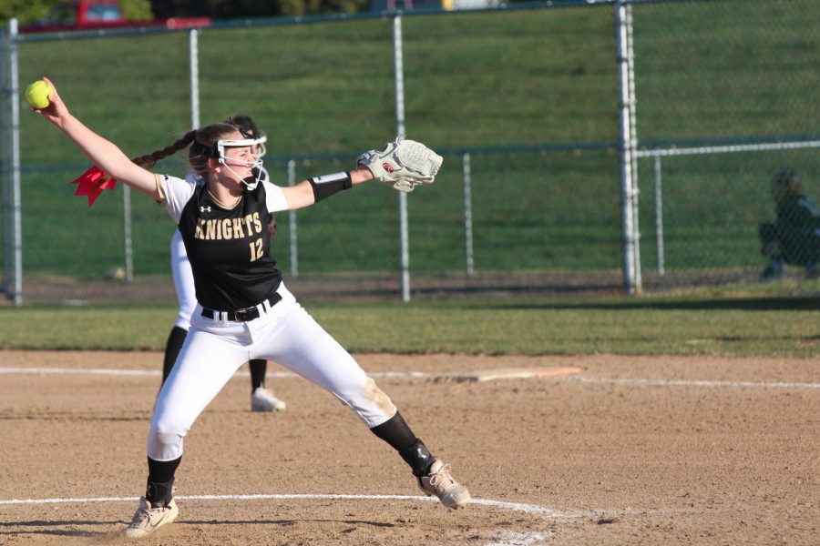 10/7 Varsity Softball vs Lafayette [Photo Gallery]
