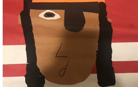 Students Reflect on Their Elementary School Artwork