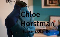 Humans Of FHN Chloe Horstman