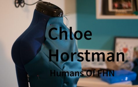 Humans Of FHN Chloe Horstman