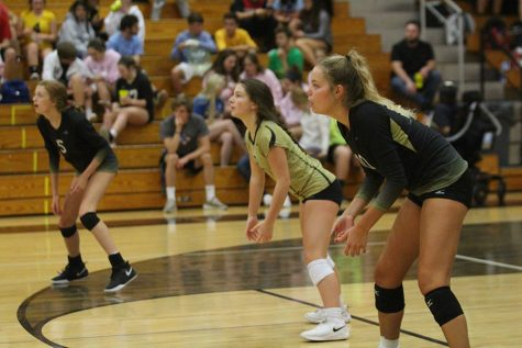 Varsity Girls Volleyball vs Liberty 10/9 [Live Broadcast]