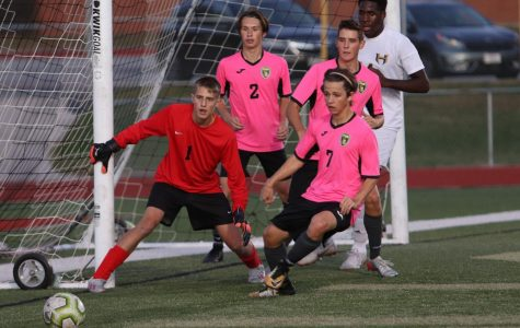 10-8 Varsity Boys Soccer vs Holt [Photo Gallery]