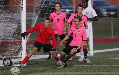 10-8 Varsity Boys Soccer vs Holt [Photo Gallery]