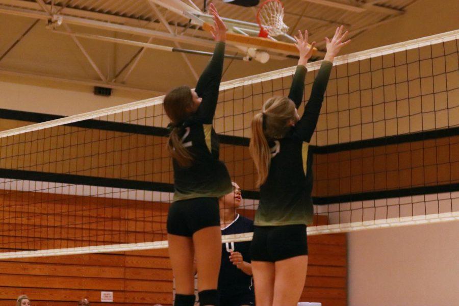 10-1 Varsity Girls Volleyball vs FHC [Photo Gallery]