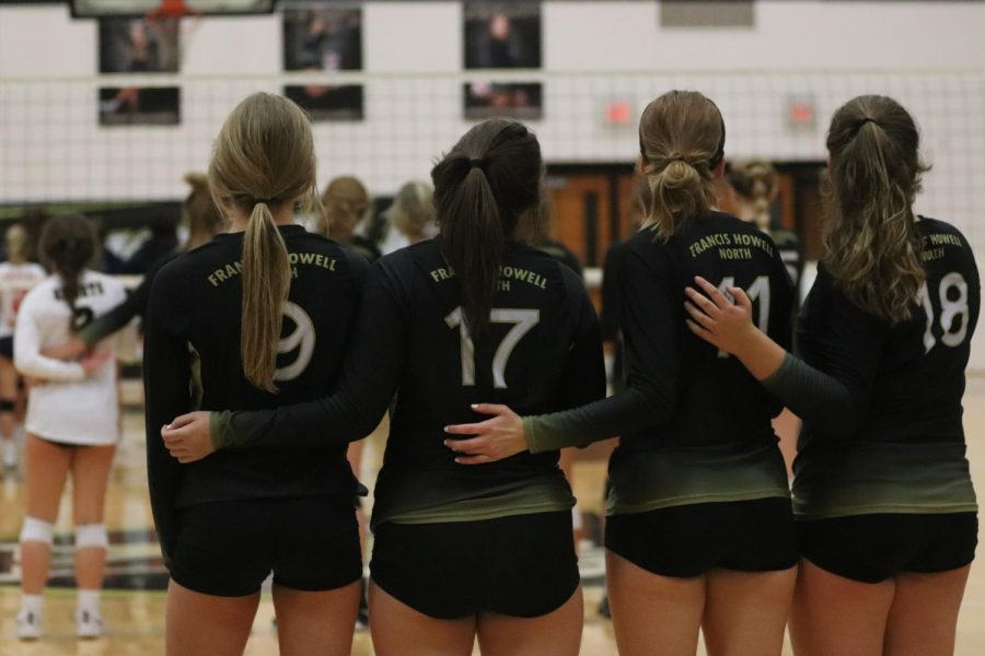 10-9 Girls Varsity Volleyball vs Liberty [Photo Gallery]