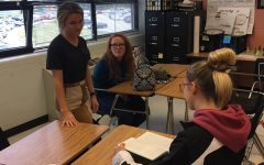 FHN Alum Rowan Pugh Becomes FHN Student Teacher