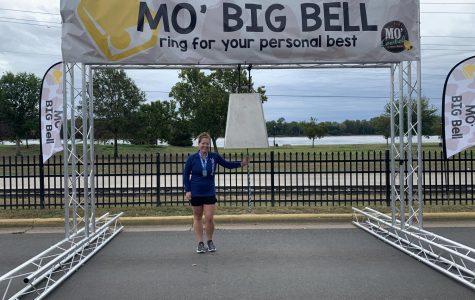 Assistant Principal Erin Steep Runs First Marathon