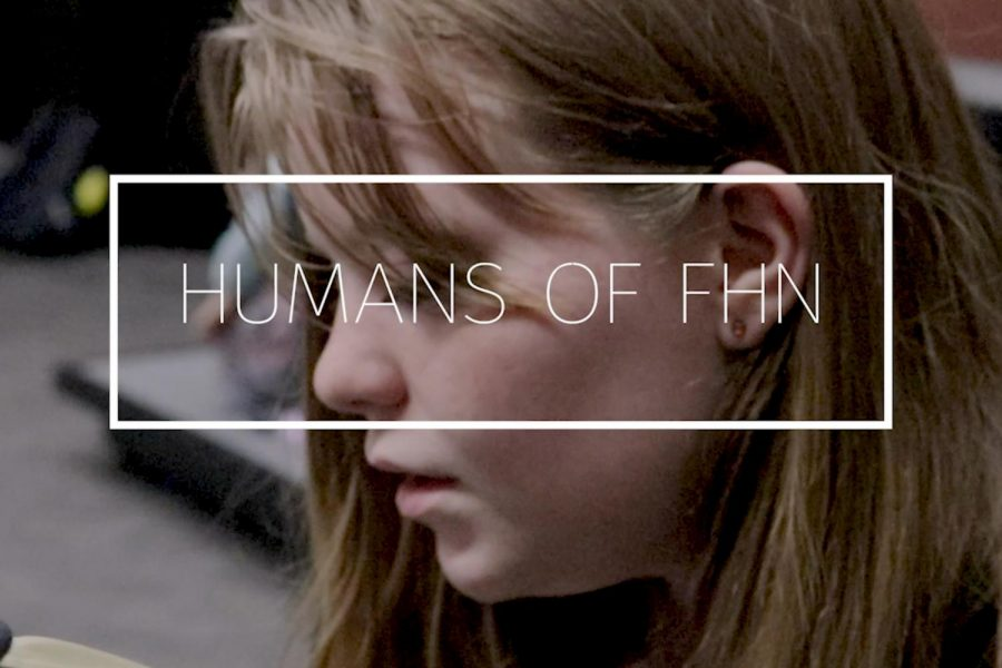 Jenna Weber Discusses Her Love for Art | Humans of FHN