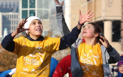 An End to the Girls on the Run Fall Season