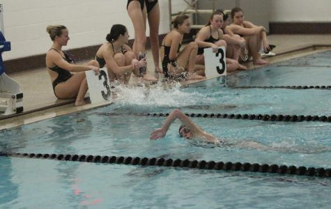 Girls' Swim and Dive Team Prepares for Upcoming Season
