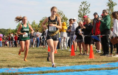 Girls' Cross Country Looks Back on Habits Developed During the Season