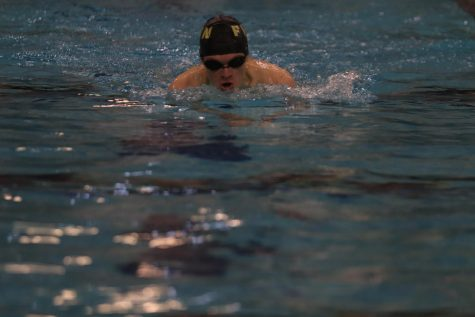 Junior Jack Ferry Has Been on the FHN Swim Team His Entire High School Career