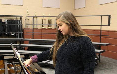 Zoe Meier was Selected to Participate in a Opera Program