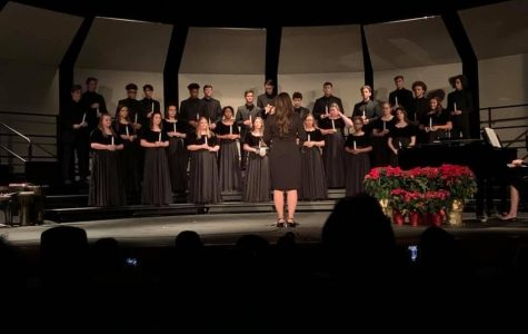 FHN Choir Program Hosts a Disney Sing Along